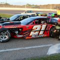 "<p>Club favorite Devin McLeod continued with his winning ways in his beautiful new Open Wheel Modified. He returned to Victory Lane at Showtime Speedway on March 14. <a href=""documents/newsletters/03-15.pdf"" target=""_blank"">Click Here</a> to read more in a Club Newsletter.</p>"
