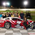 "<p>Saturday, May 2 was a great night at Citrus County Speedway. In the 40-lap Open Wheel Modified feature, Josh Todd qualified for the pole in Dick Anderson's No. 7 and started there - no inversion. Todd led from flag to flag, but it wasn't easy. The caution flew with two to go, setting up a green-white-checkers finish. But that wasn't all ... another caution right after the restart forced a ""do over."" Todd led the field to the checkers.</p>"