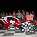 <p>Josh Todd had a superb night at Showtime Speedway. He qualified second, started on the outside pole, led every lap and brought home the win!</p>