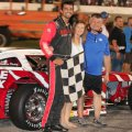 <p>Another great run at Showtime Speedway for Josh. He started fifth and prevailed over a field of twenty cars.</p>