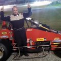 <p>On Oct. 25 Butler Motorsports driver Herb Newman was crowned the 2014 Citrus County Speedway Non Winged Sprints Champion! Our logo is on the right side of the car.</p>